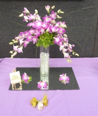 Floral Art: 60th Anniversary